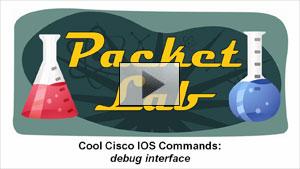 Cool Cisco IOS Commands - debug interface