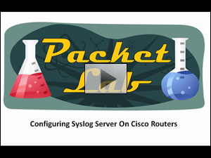 Configuring Syslog Server On Cisco Routers
